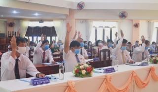 HĐND thị xã Hòa Thành họp chuyên đề về phân loại đơn vị hành chính