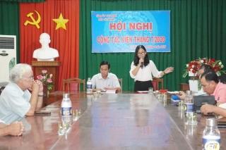 Báo Tây Ninh họp mặt cộng tác viên