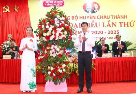 Phấn đấu đến năm 2025, Châu Thành trở thành huyện biên giới nông thôn mới