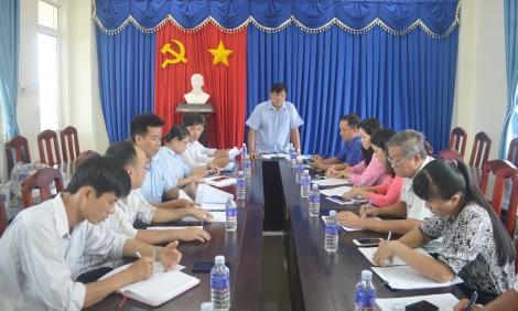 HĐND Hòa Thành giám sát công tác xây dựng trên địa bàn