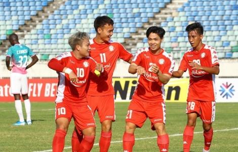 AFC chỉ định Việt Nam đăng cai 2 bảng đấu AFC Cup 2020