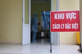 Thêm 45 ca mắc COVID-19 đang được cách ly tại các cơ sở y tế ở Đà Nẵng, Việt Nam có 509 ca