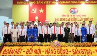 Ông Trương Nhật Quang tái đắc cử Bí thư Thị ủy Trảng Bàng