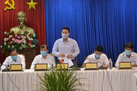 Tây Ninh: Tạm dừng các hoạt động có tập trung đông người