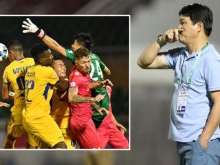 Bóng đá Việt Nam lại khó thở vì dịch COVID-19