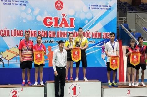 Đoàn Tây Ninh giành 1 huy chương bạc, 4 huy chương đồng