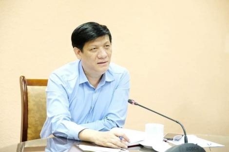 Quyền Bộ trưởng Y tế: 'Đưa y bác sĩ Bệnh viện Đà Nẵng ra ngoài'