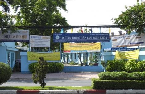 Trường Tân Bách Khoa chậm cấp giấy tốt nghiệp tạm thời cho sinh viên
