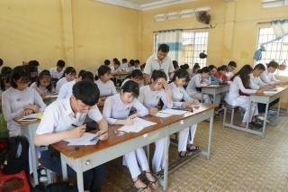 UBND tỉnh chỉ đạo: Tập trung tổ chức kỳ thi tốt nghiệp THPT năm 2020