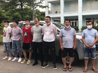 Biện pháp xử lý người Trung Quốc nhập cảnh trái phép