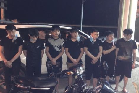 Bắt thêm 1 người Việt chở 7 người Trung Quốc về Tây Ninh