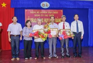 Tân Châu: Dấu ấn qua một nhiệm kỳ đại hội