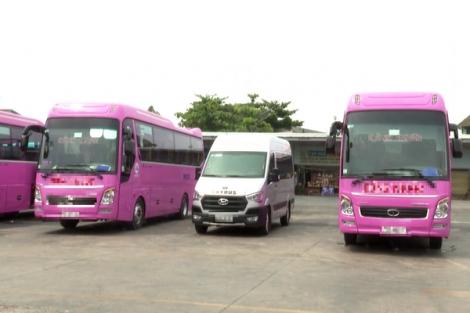 Sở GTVT: Đề nghị tiếp tục cung cấp thông tin về hoạt động vận chuyển hành khách đến các tỉnh, thành có dịch