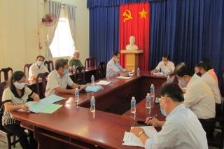 HĐND Thành phố giám sát công tác tiếp dân, giải quyết khiếu nại tố cáo trên địa bàn phường Ninh Thạnh và Ninh Sơn