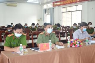 Thị xã Hoà Thành: Số vụ việc vi phạm pháp luật hình sự giảm
