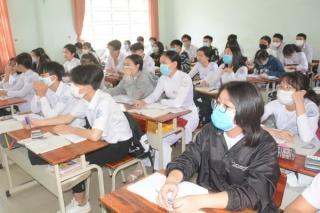 Kỳ thi tốt nghiệp THPT: Đảm bảo kỳ thi an toàn, đúng quy chế