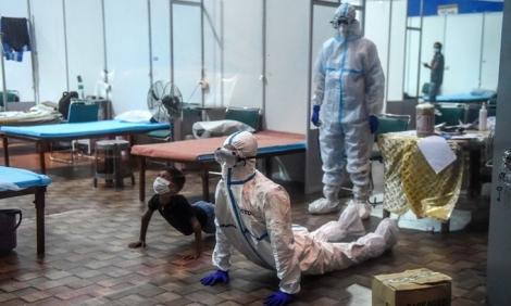 Gần 703.000 người chết vì nCoV toàn cầu
