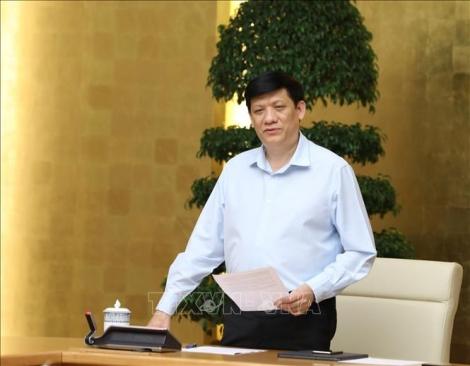 Quyền Bộ trưởng Y tế: Phải bảo vệ những điểm yếu nhất trong cơ sở y tế