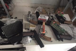 CATP.Tây Ninh: Triệt phá vụ mua bán, tàng trữ, vận chuyển trái phép vũ khí số lượng lớn