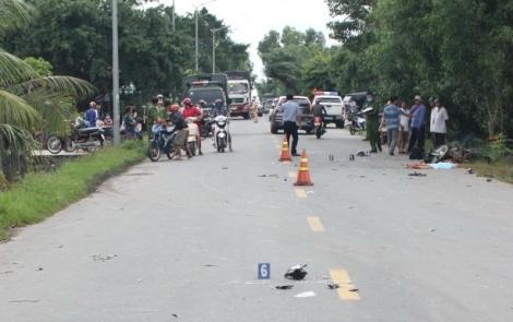 Gò Dầu: Hai ngày, 3 người thương vong vì tai nạn giao thông