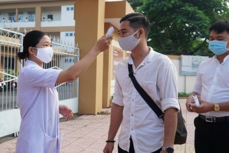 Hơn 8.500 thí sinh Tây Ninh tham gia kỳ thi tốt nghiệp THPT năm 2020: Phòng dịch nghiêm ngặt, đảm bảo an toàn tuyệt đối