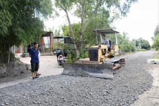 Thi đua xây dựng nông thôn mới nâng cao