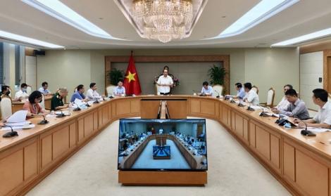 Ngày 14.8, ra mắt Trung tâm Thông tin, chỉ đạo, điều hành của Chính phủ, Thủ tướng Chính phủ.