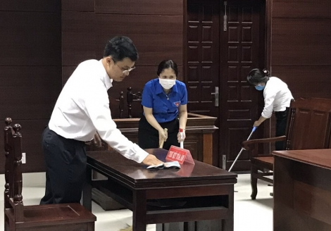 TAND tỉnh yêu cầu khẩn trương xét xử các vụ án đưa người nước ngoài nhập cảnh trái phép