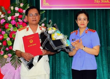 Ông Ngô Văn Hối được bổ nhiệm làm Viện trưởng Viện KSND tỉnh