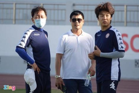 CLB TP.HCM bổ nhiệm lại HLV Chung Hae-seong