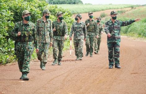 Lập 14 chốt dã chiến phòng chống dịch Covid- 19