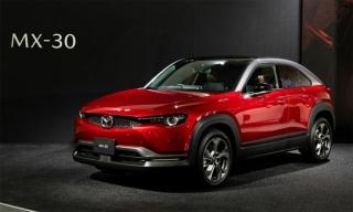 Mazda ra mắt MX-30 hybrid