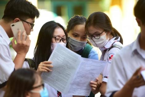 Sau khi thi xong tốt nghiệp THPT, thí sinh cần làm gì?