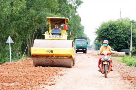 Phấn đấu đến 2022 thị xã Trảng Bàng đạt chuẩn nông thôn mới