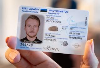 Estonia - quốc gia đầu tiên dùng căn cước công dân gắn chip