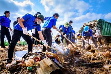 Mô hình hay, cách làm hiệu quả trong thu gom rác thải sinh hoạt