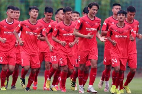 HLV Park gọi 48 cầu thủ chuẩn bị cho SEA Games