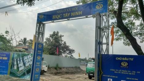 Địa ốc Hoàng Quân bán tiếp dự án HQC Tây Ninh cho Thành phố Vàng