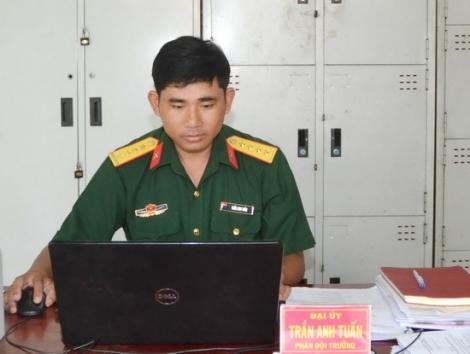 Đại úy Trần Anh Tuấn: Hơn 10 năm đi tìm hài cốt liệt sĩ