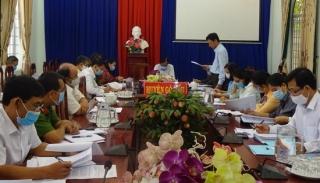 Huyện Gò Dầu: Đã triển khai thi công 70/71 công trình xây dựng cơ bản