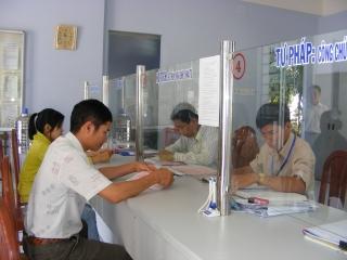 Tây Ninh: Tỷ lệ hồ sơ trễ hẹn giảm hàng năm