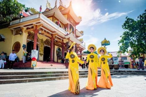 Phấn đấu đến năm 2025, núi Bà Đen đạt chuẩn Khu du lịch quốc gia