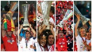 Inter Milan công phá 'ách thống trị' của Sevilla ở Europa League