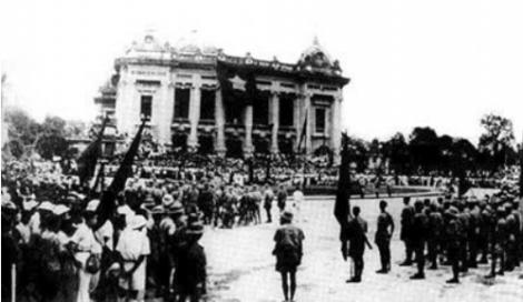 Công tác xây dựng Đảng góp phần quan trọng vào thắng lợi của Cách mạng Tháng Tám 1945