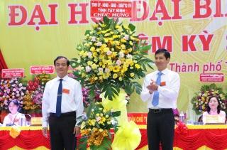 Tổ chức thành công đại hội cấp huyện và tương đương