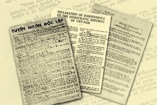 Kỷ niệm 75 năm Ngày Cách mạng Tháng Tám và Ngày Quốc khánh 2/9 (1945-2020):Quyền con người và quyền công dân trong Tuyên ngôn độc lập