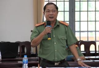 Đoàn ĐBQH đơn vị tỉnh Tây Ninh:  Giám sát công tác phòng, chống ma tuý tại Bến Cầu