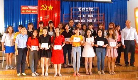 HĐND thành phố Tây Ninh giám sát thực hiện đào tạo nghề cho lao động