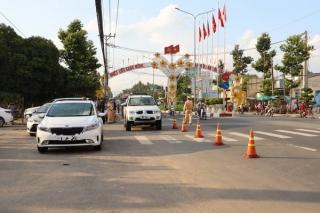 Sau 1 tuần tổng kiểm soát các loại phương tiện, công an lập biên bản hơn 300 trường hợp vi phạm giao thông