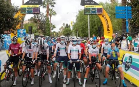 Khởi tranh Giải đua xe đạp vòng quanh nước Pháp